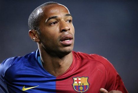 Thierry Henry Review 2007/2008